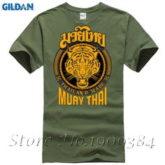 >> Click to Buy << muay thai tiger thailand Tiger muay thai t shirts Men's 2017 Homme Tops T-shirt chicago cubs jerseys #Affiliate