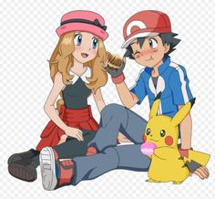 Who the hay cares if gamefreak is giving Ash a love interest!!!! All i care about is them meeting Iris again! Just imagine if Ash hangs with her and serena gets jealous!!!!