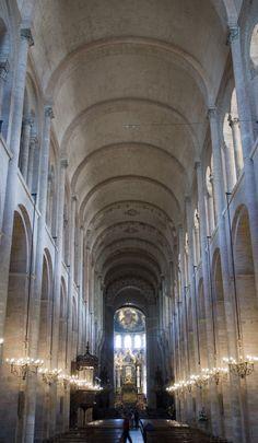 Basilique Saint-Sernin de Toulouse - Nef