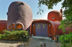 Hillsborough's Flintstone House On Market, Asks For $4.2M - Yabba-Dabba-Doo! - Curbed SF