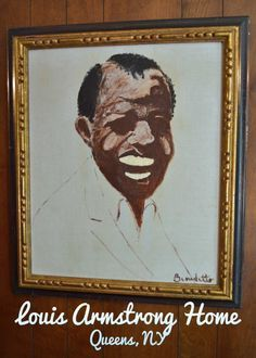 The Louis Armstrong House Museum for families - Queens, New York | http://tipsforfamilytrips.com