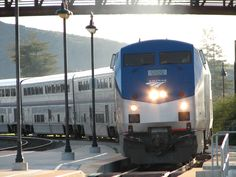 Amtrak:  Things to Consider When Traveling by Train
