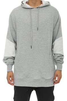 Frost Pullover Hood Heather