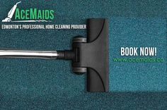 """Edmonton's Professional Home Cleaning. We are now ACCEPTING bookings starting March 2nd. Use code """"save15"""" to get 15% off your first cleaning! #YEG #Edmonton"""