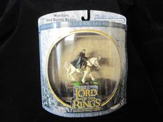 Lord of the Rings Battle figure Merry in Rohan Armor on Pony Armies of Middle-Earth @ niftywarehouse.com