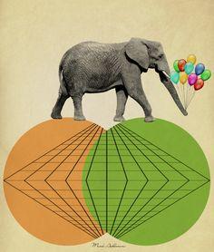 Our artists: Mark Ashkenazi - Elephant - www.customly.com