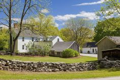 The A-list star bought the rural and private Connecticut estate in 2004 and now hopes to sell it for $1.6 million.
