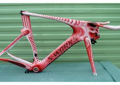 We can guarantee you will be envious of every single one of these custom painted bikes...