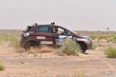 To Renault ZOE κατακτά την Σαχάρα
