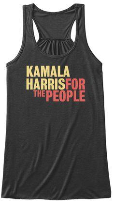 Kamala Harris 2020 T Shirts For People Dark Grey Heather T-Shirt Front Kamala Harris, Twitch Hoodie, Hoodies, Sweatshirts, Dark Grey, T Shirts For Women, Unisex, People, Sleeves