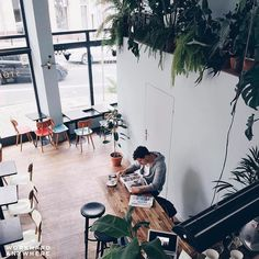 Warsaw Poland (STOR Cafe) by WE Factory (@wefactoryandco) Use our app to find the best cafes and spaces to work from. -- The folks from WE Factory is being productive at STOR Cafe in Warsaw Poland -- #workhardanywhere #digitalnomad