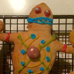 Klaatu gingerbread Nicto