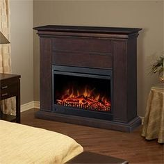 espresso faux fireplace  at Costco $430 Faux Fireplace, Fireplaces, Fun Ideas, Craft Ideas, Formal Living Rooms, Costco, Home Office, Espresso, House Ideas