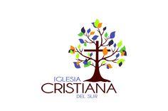 Logo Iglesia Cristiana del Sur. Monterrey.