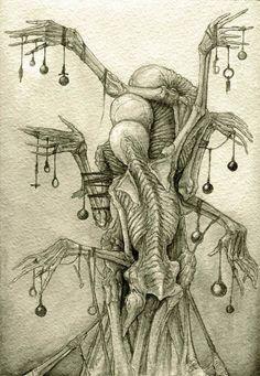 """Tree""- Kirill Semenov"