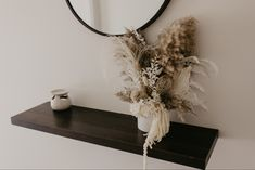 Dried Flower Arrangements, Dried Flowers, Floating Nightstand, Ford, Photo And Video, Instagram, Home Decor, Floating Headboard, Flower Preservation