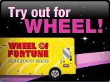 I would LOVE to be a contestant on Wheel of Fortune...they never pick me though.  I think they're afraid... ;)