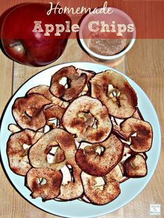 I made homemade apple chips for my kids today using #MonkFruitInTheRaw with cinnamon sprinkled over the tops of the chips. It was a hit, my kids did not even realize I used a zero-calorie sweetener! #MC #sponsored http://mamato5blessings.com/2014/09/homemade-apple-chips/