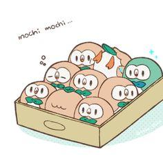 Rowlett || I want them all!!