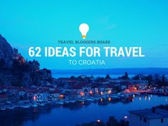 Croatia Travel Blog: This is no ordinary list of things to do in Croatia. It will have you packing your bags for travel to Croatia.