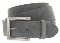 T2~Suede Genuine Leather Belt