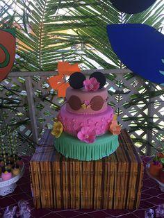 Minnie Hawaiana
