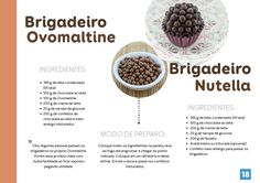 QUER ganhar dinheiro fazendo e vendendo brigadeiro? Clique aqui e saiba mais Chocolate, Love Is Sweet, Cantaloupe, Fruit, Food, Internet, Oreo Pops, Gastronomia, Deserts