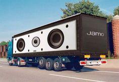 That's one helluva speaker!