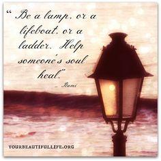Heal the soul
