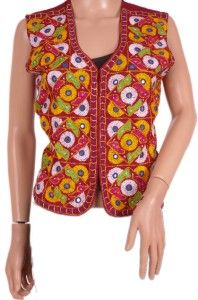 Kutchi Mirror Cotton jacket