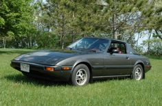 This 1983 Mazda RX-7 GSL is said to have had one female owner since new and to have never seen any winter use. It has 103k miles on the clock but was serviced diligently and still wears its original Tornado Silver Metallic paint. Find it here on eBay in Brooklyn, Wisconsin.