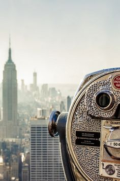 alecsgrg:  Top of the Rock | ( by Bastian Stenzel )