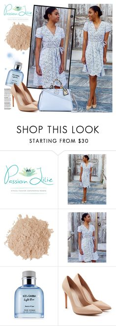 """Passion Lilie"" by gaby-mil ❤ liked on Polyvore featuring Eve Lom, Dolce&Gabbana, Alexander McQueen, Paula Cademartori, dress, shop and passionlilie"