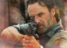 Rick Grimes by Carrion