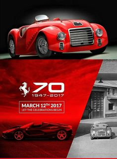 Happy birthday Ferrari! On March 12 1947, Enzo Ferrari took the first Ferrari-badged car, 125 Sport, out for its first test-drive on the open road. The first Ferrari was powered by a 1.5 L V12 engine, and two examples debuted on May 11, 1947 at the Piacenza racing circuit, driven by Franco Cortese and Nino Farina. #RedSeason #ScuderiaFerrari
