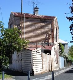 A bit of yesterday thats lingering. Time In Australia, Melbourne Australia, Melbourne Victoria, Victoria Australia, Local History, Family History, Tiny Houses, Old Houses, Melbourne Suburbs