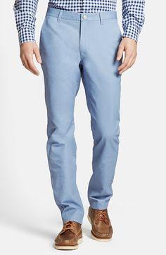 Slim fit Bonobos pants