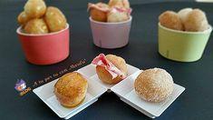 Il Tris di pettole sono tre modi diversi di presentare le pettole pugliesi: con il miele, lo zucchero e con salumi, verdure o formaggi in versione salata!!!