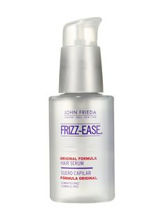 "In the early 1990s, glam gave way to grunge, Clinton supplanted Bush, and blowouts replaced big hair, ushering in a need for frizz control. ""At the time, there were hundreds of products for adding body, but not one to tame frizz,"" says British hairstylist John Frieda. ""Most people tried to contain their hair with gel simply because that's all they had, but it left them sticky."" Working with a chemist and his business partner, a fuzzy-haired woman named Gail Federici, Frieda developed a…"