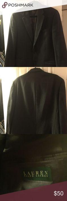 Ralph Lauren Suit Jacket Dark Gray I have a lightly used Ralph Lauren dark gray suit Jacket for sale. Size 42L. Beautiful jacket! Ralph Lauren Suits & Blazers Suits