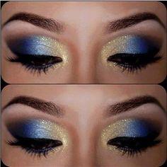 Blu e oro