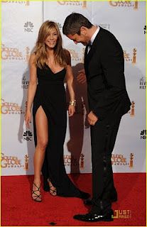 Jennifer Aniston, Golden Globes 2010