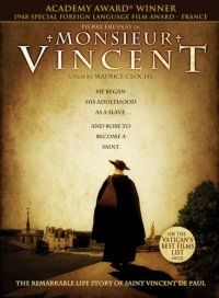 An Academy Award winner for Best Foreign Language Film, MONSIEUR VINCENT chronicles the remarkable journey of St. Vincent De Paul (PIERRE FRESNAY) who rose from slavery to become a trusted advisor to queens and princes. Renoir, Michel Bouquet, Jean Anouilh, Date Night Movies, Daughters Of Charity, Religious Books, Academy Award Winners, Instant Video, Peace And Harmony