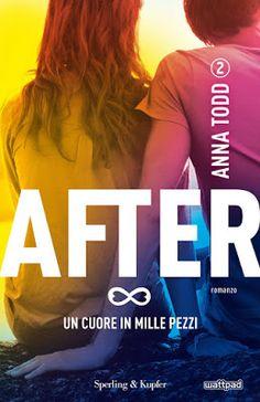 Serie After di Anna Todd in Italia:completa in Italia, aspettando Come Mondi Lontani!