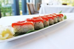 This OceanWise fish is known for its richness, moisture, high quality, and it has everyone talking – and eating! Vancouver Bars, Fairmont Pacific Rim, Sockeye Salmon, Lobby Lounge, Raw Bars, Sushi, The Best, Rolls, Fresh