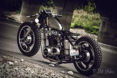 Bull Cycles XS650 APOC