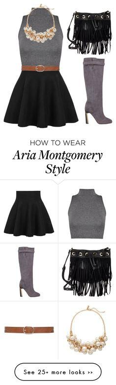 """Aria Montgomery ; Episode 23"" by zzeelleestyles on Polyvore"