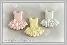 Tutu's by Rocking Horse Sugar Decor