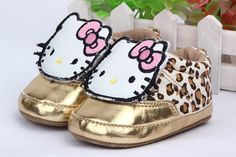 Hello kitty babygirl shoes at a good price check it out