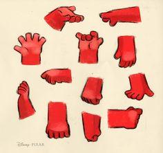 Pixar Drawing Artes de Chris Sasaki para o filme Inside Out, da Disney/Pixar Character Design Tips, Character Design References, Character Design Inspiration, Character Art, Character Development, Hand Drawing Reference, Animation Reference, Drawing Tips, Disney Pixar